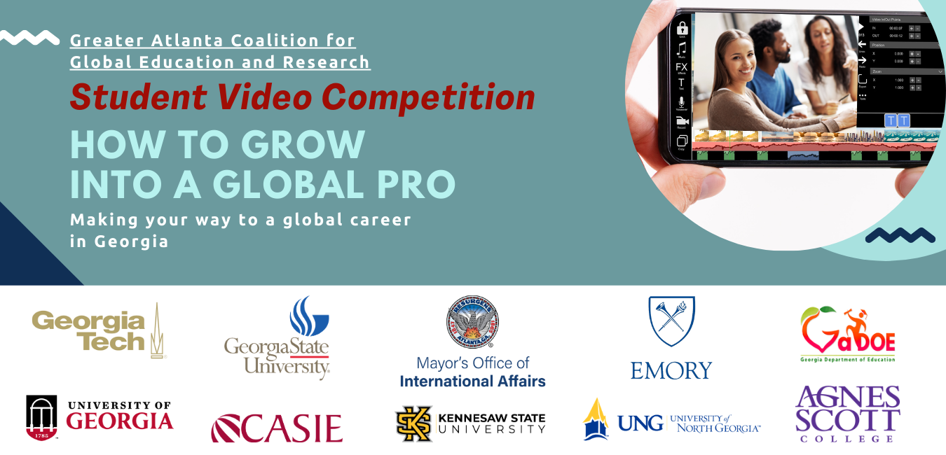 Image of Student Video Competition with Link to Guidelines